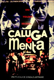 Caluga o Menta (1990) Poster - Movie Forum, Cast, Reviews