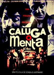 Downloading the movie Caluga o Menta [XviD]