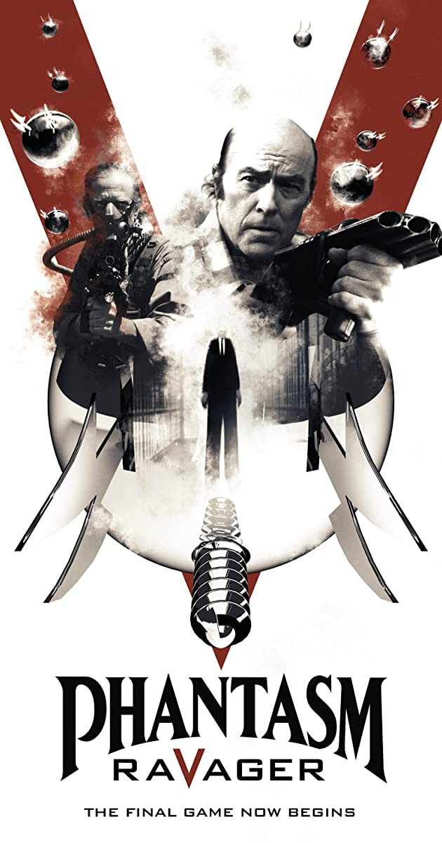Subtitle of Phantasm: Ravager
