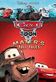 Mater's Tall Tales Poster
