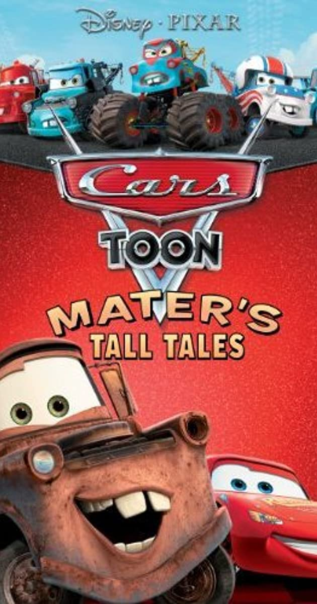 Subtitle of Mater's Tall Tales
