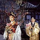 Chuang Chiao and Betty Loh Ti in Hua tian cuo (1962)