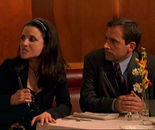 Julia Louis-Dreyfus and Steve Carell in Watching Ellie (2002)