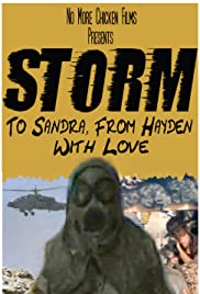 Storm: To Sandra From Hayden With Love
