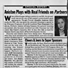 Jennifer Aniston in Partners (1995)