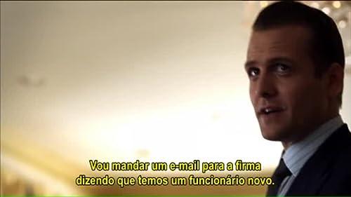 Suits: Season 1 (Brazil/Portugese Trailer)