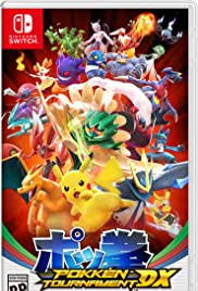Pokkén Tournament DX Poster