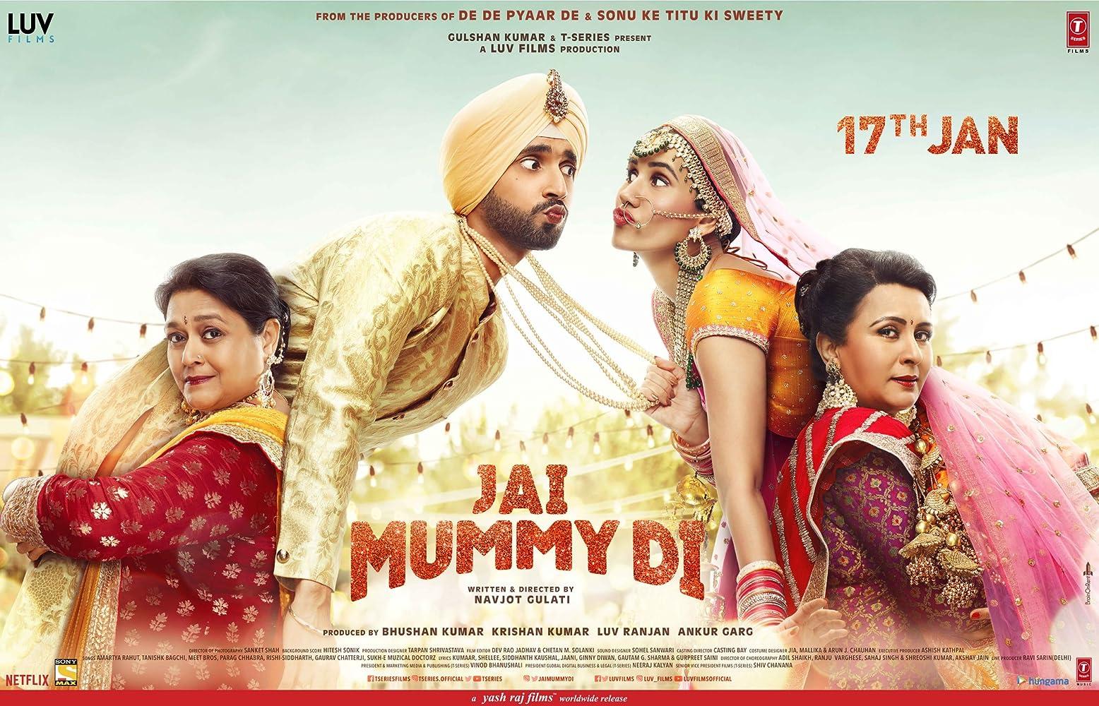Jai Mummy Di (2020) Film Indian Online Subtitrat in Romana