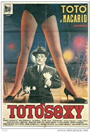 Totòsexy Poster