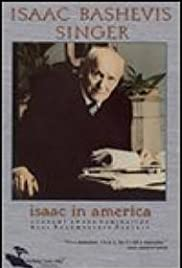 Isaac in America: A Journey with Isaac Bashevis Singer Poster