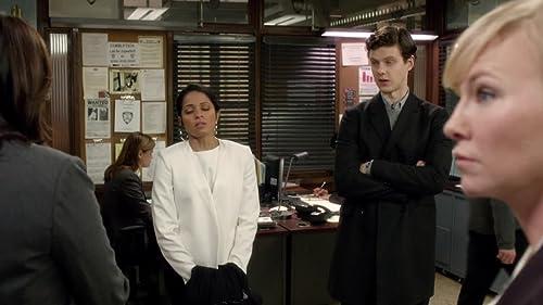 Law & Order: Special Victims Unit: Benson Talks To Raina