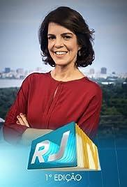 RJTV 1ª Edição Poster