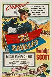 Watch Full Movie :7th Cavalry (1956)