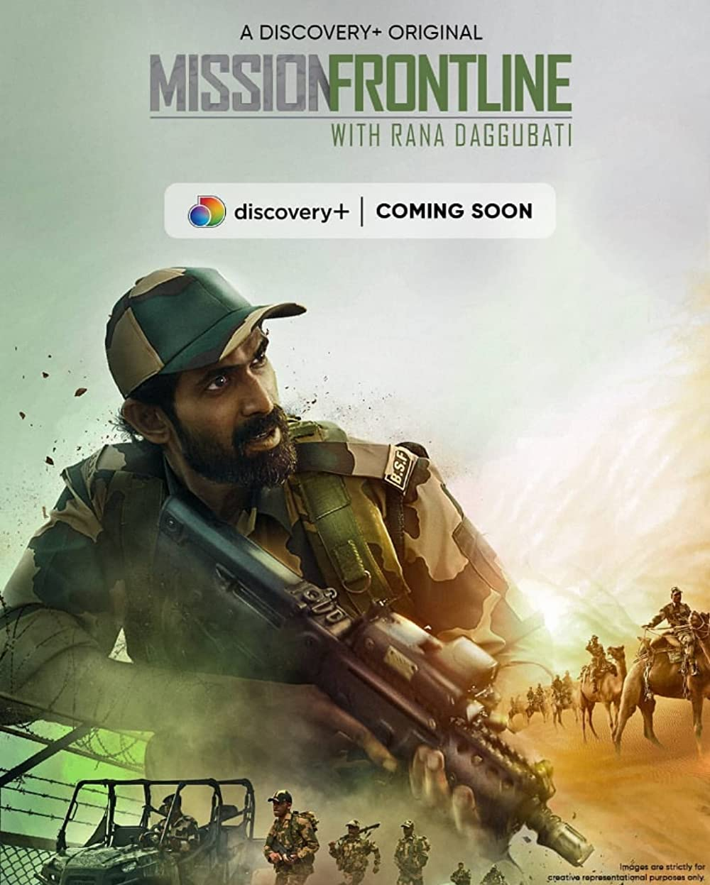 Mission Frontline with Rana Daggubati 2021 S01E01 Hindi DSCV Web Series 720p HDRip ESub 300MB Download