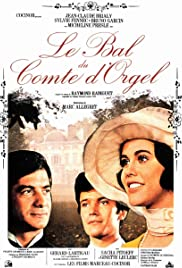 The Ball of Count Orgel Poster