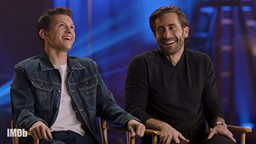 Tom Holland and Jake Gyllenhaal Answer Fan Questions