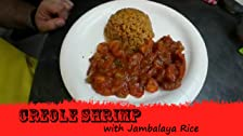 Creole Shrimp with Jambalaya Rice