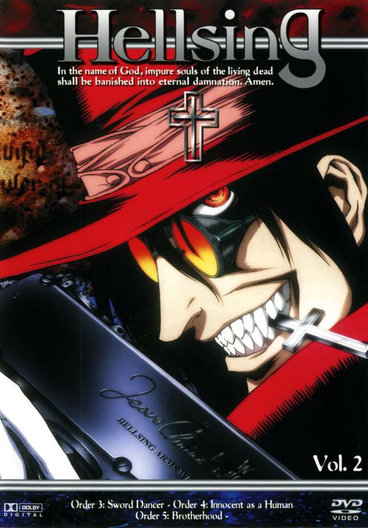 Hellsing Official Guide Book