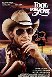 Fool for Love (1985) Poster - Movie Forum, Cast, Reviews