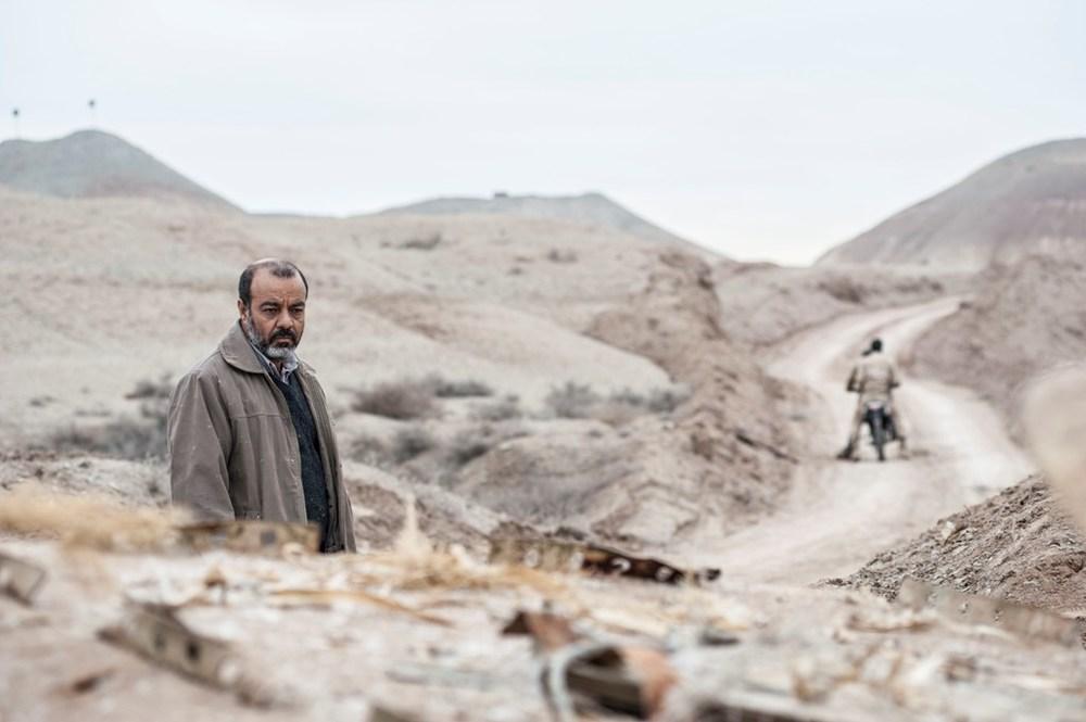 Saeed Aghakhani in Arvand (2016)