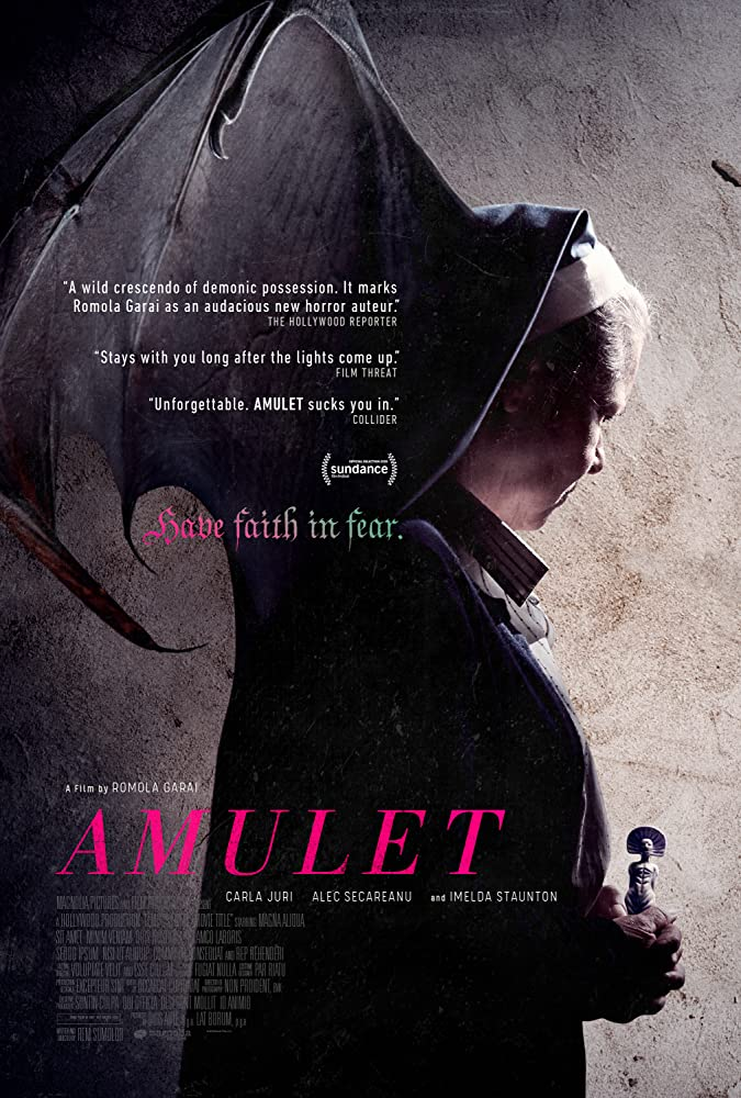 Amulet 2020 English 300MB HDRip 480p Download
