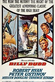 Billy Budd (1962) Poster - Movie Forum, Cast, Reviews