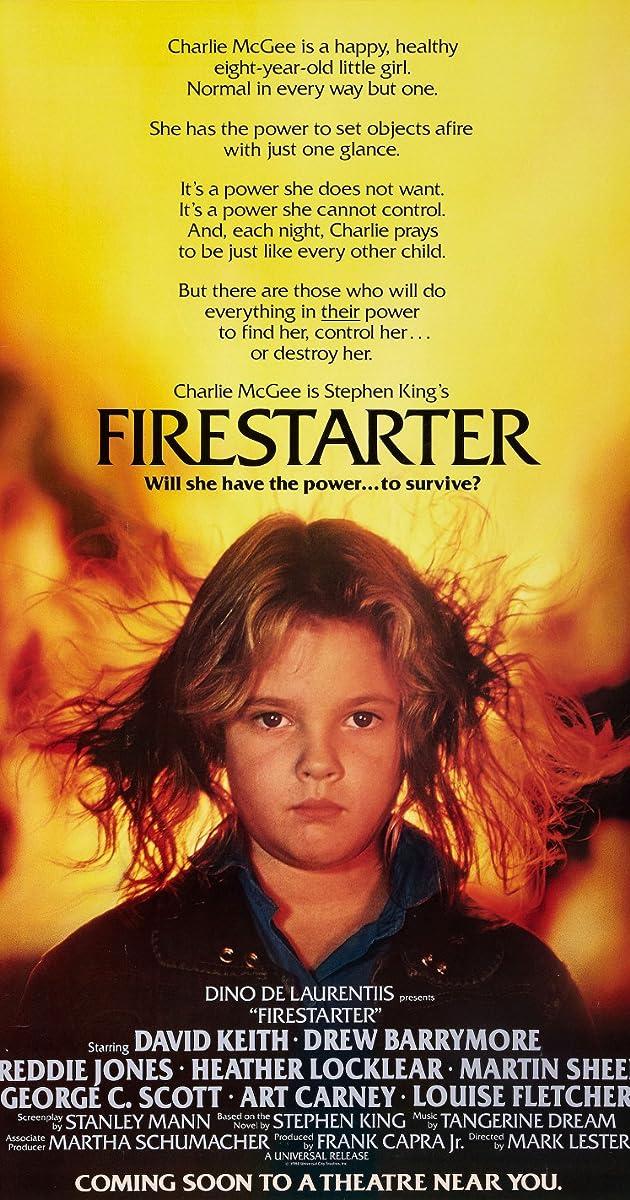 Subtitle of Firestarter