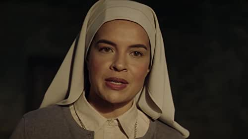 The Exorcist: A Nun Has A Conversation With A Demon