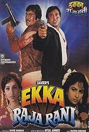 Ekka Raja Rani 1994 Hindi Movie JC WebRip 400mb 480p 1.3GB 720p 4GB 9GB 1080p
