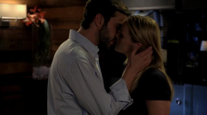Kate Levering and Gil McKinney in Drop Dead Diva (2009)