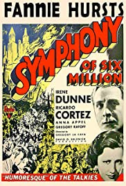 Symphony of Six Million Poster