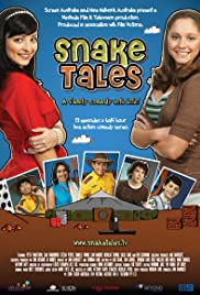 Snake Tales Poster
