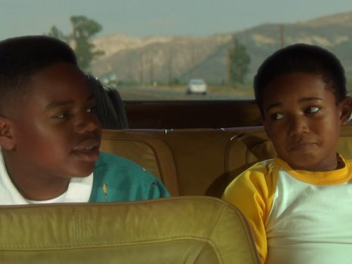 Croix Kyles and Issac Ryan Brown in The Soul Man (2012)