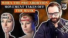 Cuando el movimiento de aborto profesional se quita la máscara