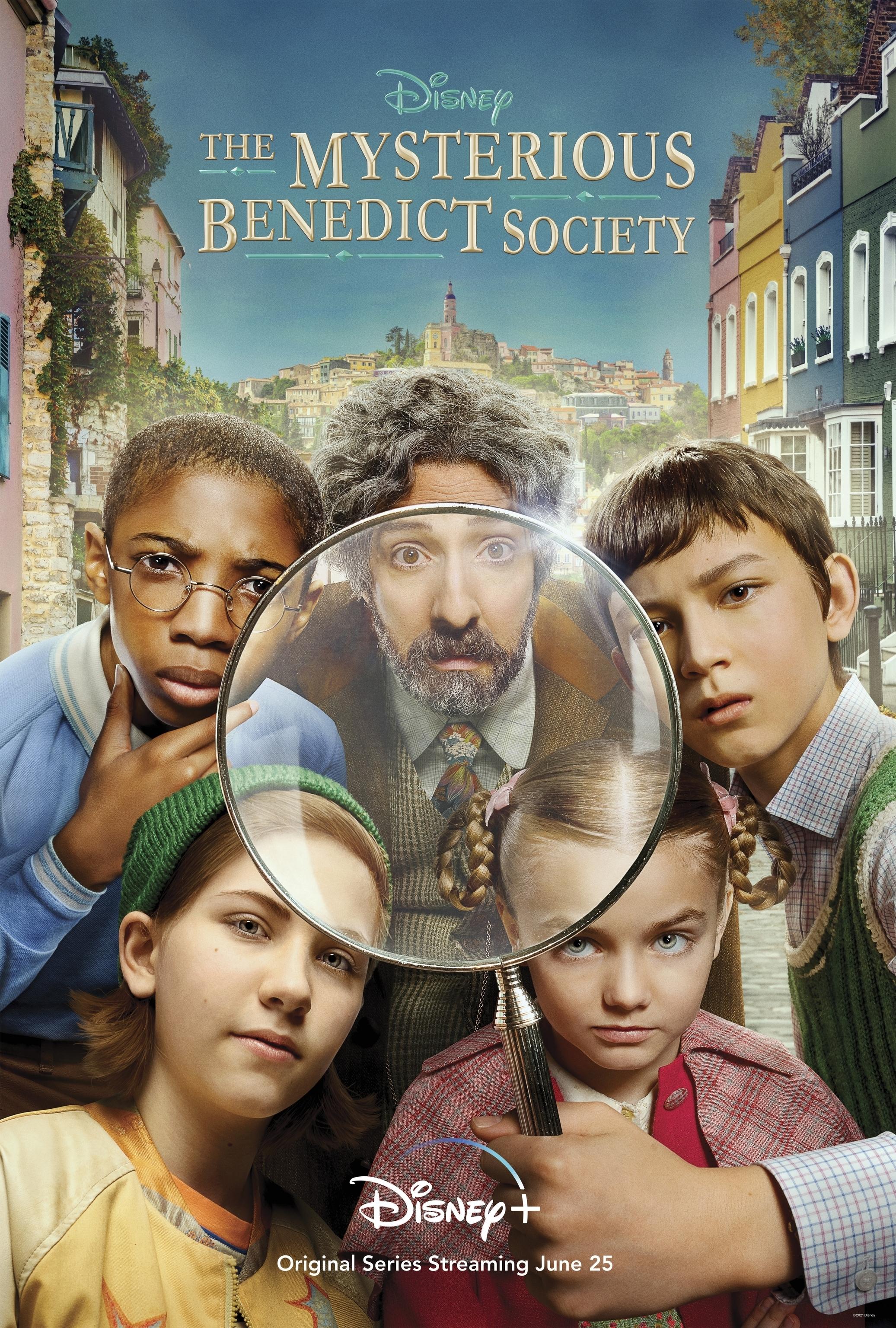 The Mysterious Benedict Society (TV Series 2021– ) - IMDb