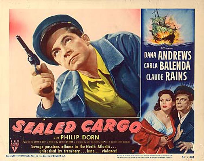 Sealed Cargo 1951