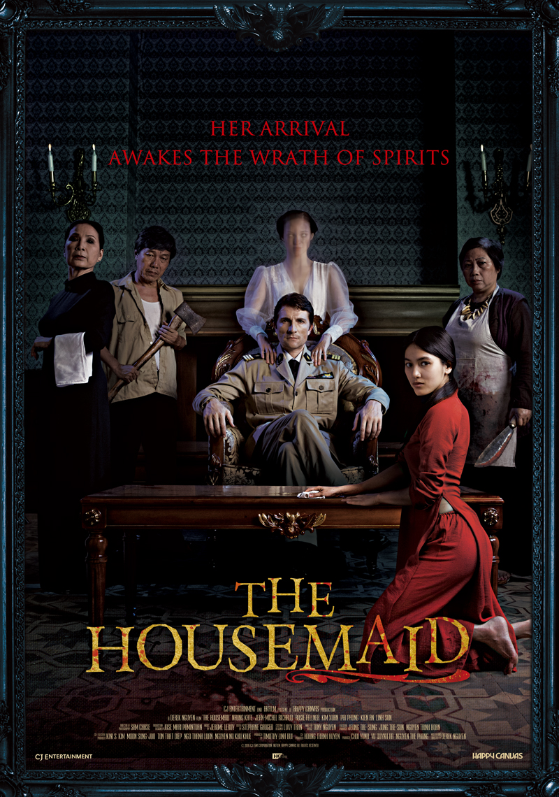 The Housemaid (2016) WEBRip 720p