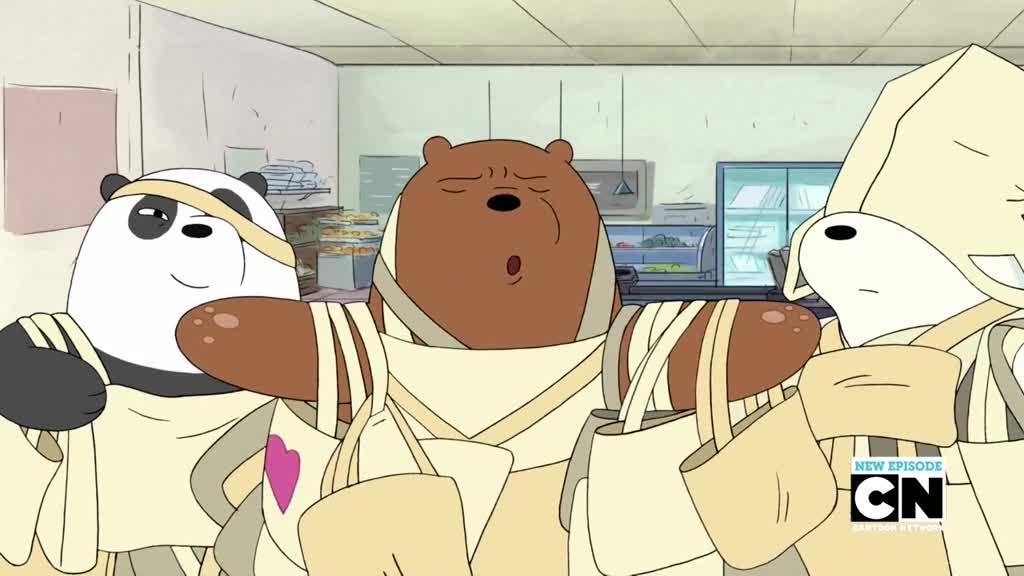 "We bare bears"" tote life (tv episode 2015) imdb."
