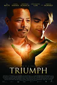 Terrence Howard and RJ Mitte in Triumph (2021)