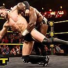 Fergal Devitt and Sesugh Uhaa in WWE NXT (2010)