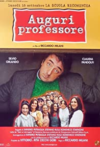 Primary photo for Auguri professore