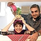 Hamed Komaily and Sara Bahrami in Italy Italy (2017)