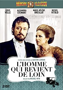 Watch hd movie trailers online L\'homme qui revient de loin: Episode #1.5 by Michel Wyn  [hdv] [WQHD] (1972)
