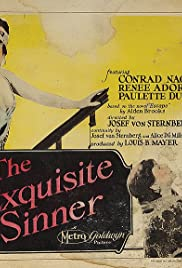 Exquisite Sinner Poster