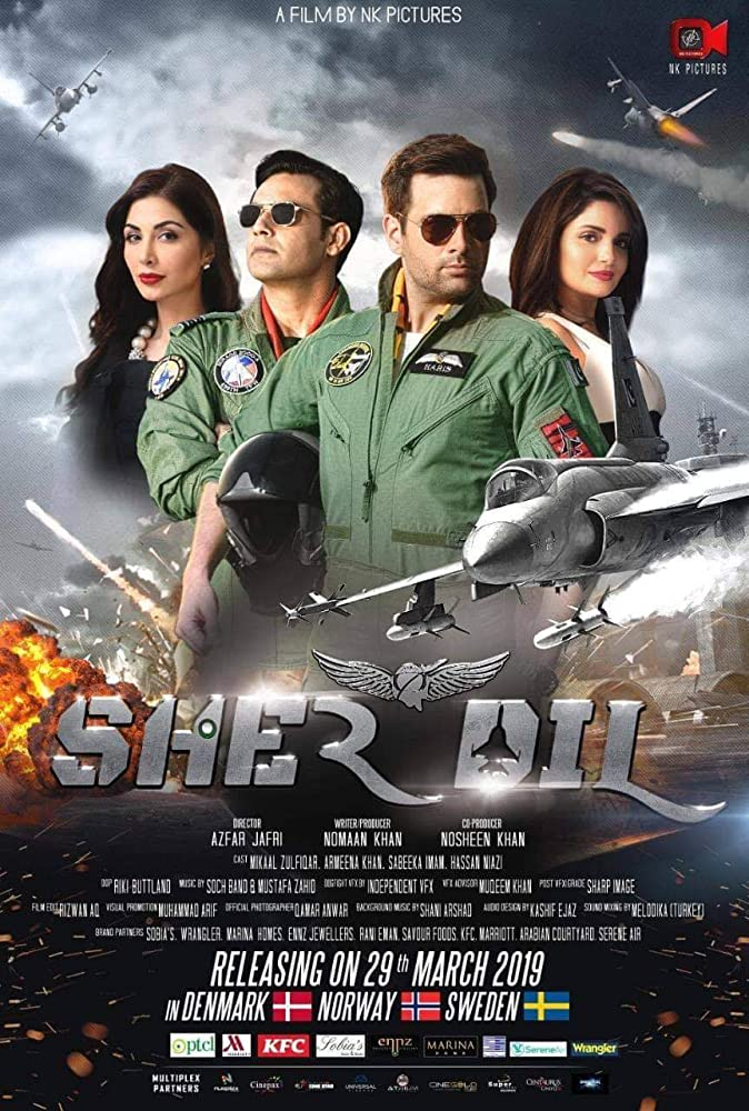 Sher Dil (2019) Urdu 720p HDRip Esubs DL
