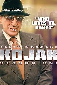 Kojak (1973) Poster - TV Show Forum, Cast, Reviews