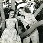 Tuesday Weld and Tom Gilson in Rally 'Round the Flag, Boys! (1958)