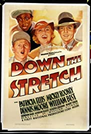Down the Stretch Poster