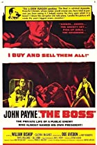 The Boss (1956) Poster