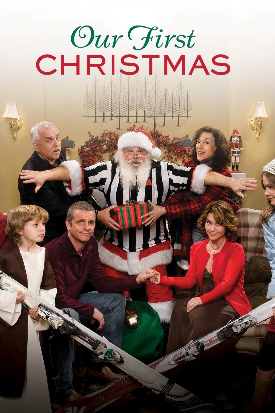 our first christmas tv movie 2008 imdb - All About Christmas Eve Cast